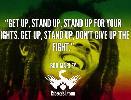 Thank You, Bob Marley