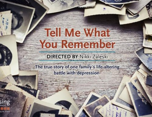 "Rebecca's Dream Co-Produced ""Tell Me What You Remember"" Returns to the Stage"