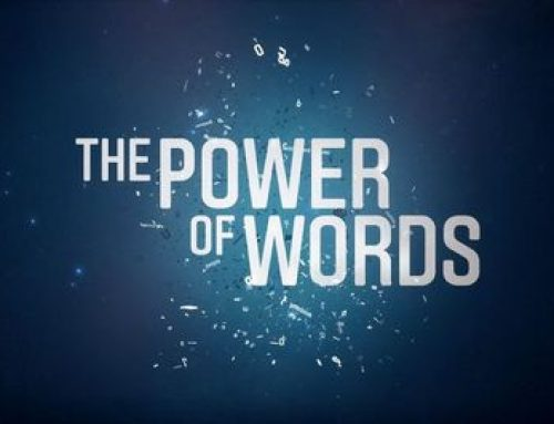 Sharing the Voice: The Power of Words