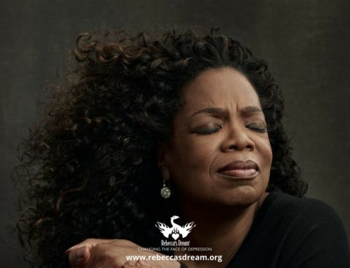 Oprah Winfrey opens up about her battle with depression