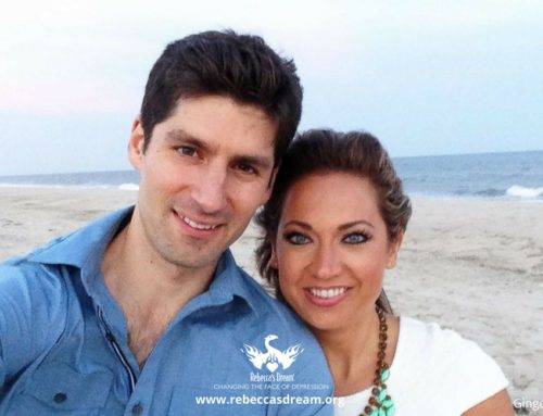 Ginger Zee opens up about battle with depression